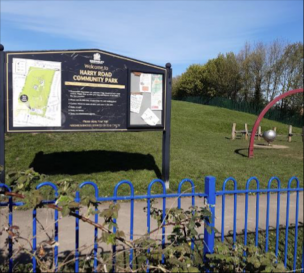 Main image for Harry Road Park is target of recent antisocial behaviour
