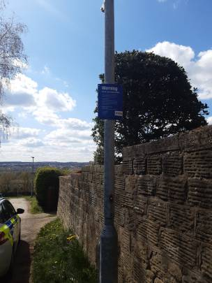 Main image for Antisocial behaviour signs stolen in Darfield