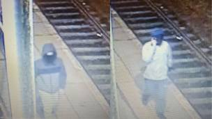 Main image for Man threatened with axe at Dodworth station
