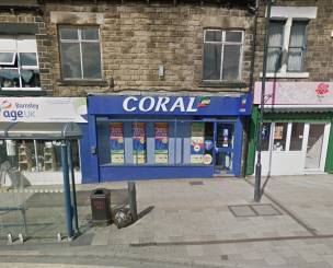 Main image for Floor collapses in Cudworth bookies