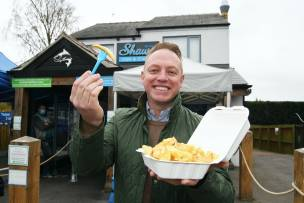 Main image for Dodworth chippy batters the opposition