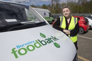 Main image for Help become a referral agent for Barnsley Foodbank