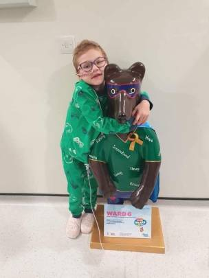 Main image for Fundraising day for ill Hoyland youngster