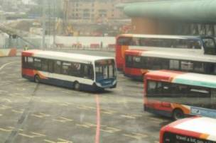 Main image for New bus timetables come into effect