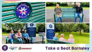 Main image for Wombwell residents urged to 'take a seat'