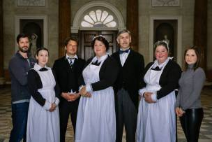 Main image for Wentworth Woodhouse steps back in time