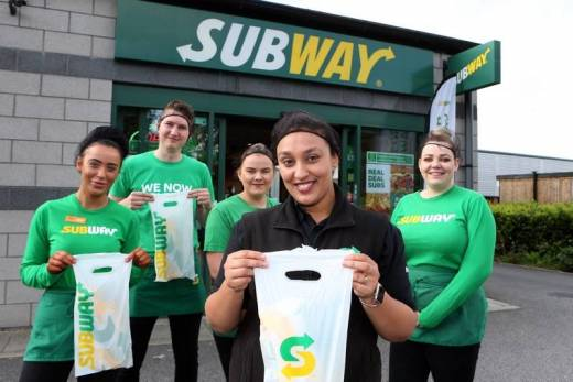 Main image for Subway gives back to emergency services this Christmas