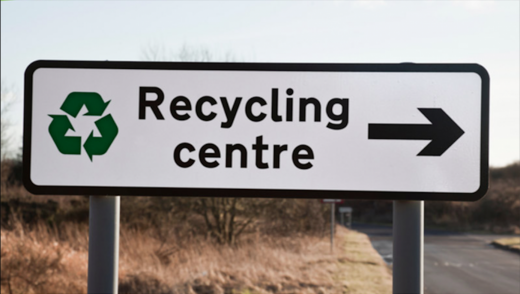 Main image for Recycling centres closed during Christmas