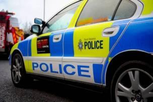 Main image for Police dog tracks down Barnsley suspect