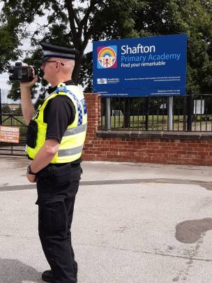 Main image for Speed operation held in Shafton