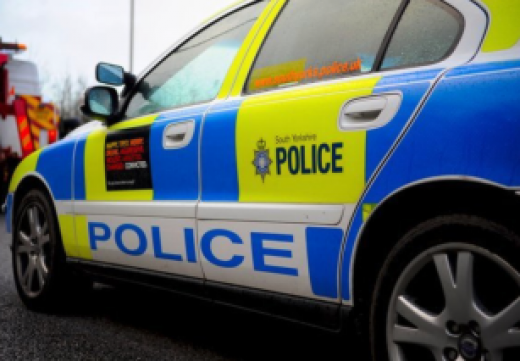 Main image for Officers conduct patrols through town centre