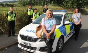 Main image for Community engagement from neighbourhood team