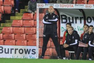 Main image for Trio of backroom staff head to the Hawthorns