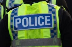 Main image for Pop-up police station in Goldthorpe