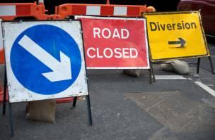 Main image for ROADWORKS: Temporary traffic lights in Hoylandswaine
