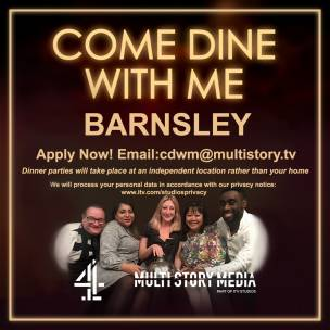 Main image for Channel Four show needs Barnsley contestants