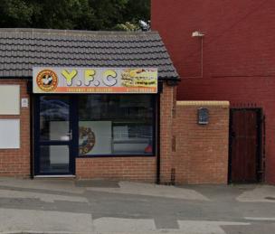 Yorkshire Fried Chicken. Google Image