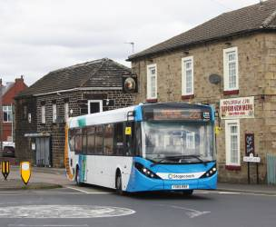 Main image for Barnsley MP bashes proposals for bus fare hike