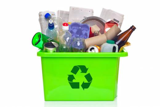 Main image for Hard plastics now accepted at recycling centre