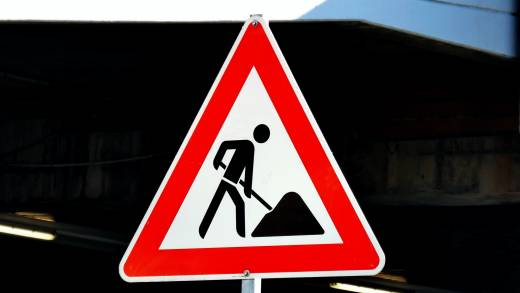 Main image for Roadworks could affect Mapplewell residents