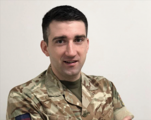 Main image for Barnsley students talk Armed Forces