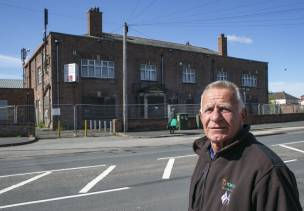Main image for Eyesore former pub is planned for demolition