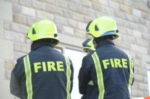 Main image for Five fires over bank holiday weekend
