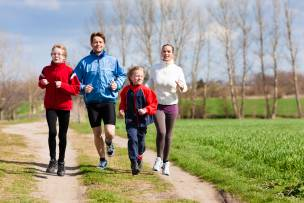 """Main image for """"Barnsley Park Run could help with mental health"""" says MP"""