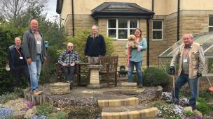 Main image for Hospice wants to support gardeners