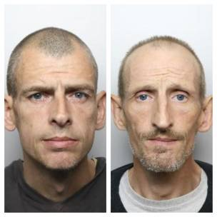 Main image for Brothers jailed for part in armed robbery