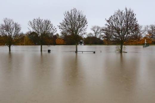 Main image for Flood relief fund made available