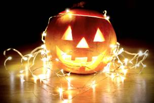 Main image for Residents encouraged to 'get spooky'