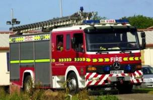 Main image for Firefighters called out to two deliberate fires