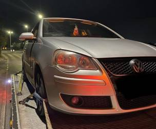 Main image for Car seized following police operation