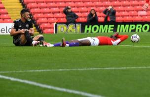 Main image for Reds lose local derby