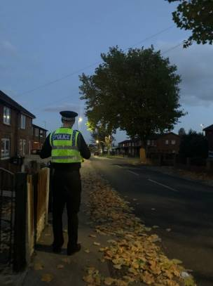 Main image for Police issue warning to antisocial youths