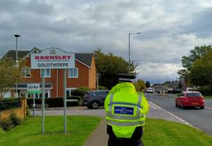 Main image for Speed checks conducted in south east ward