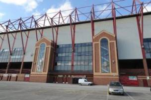 Main image for Single match tickets temporarily unavailable at Oakwell