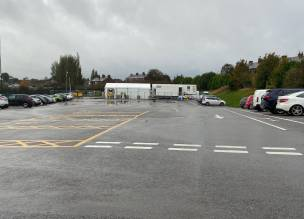 Main image for Covid test site to be closed tomorrow