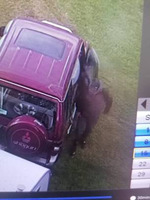 Main image for Witnesses sought to caravan theft