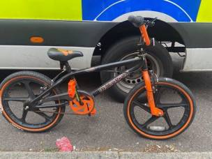 Main image for Information wanted to track owner of bike