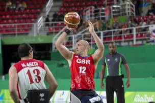 Main image for Gold medal in sight for Barnsley Paralympian