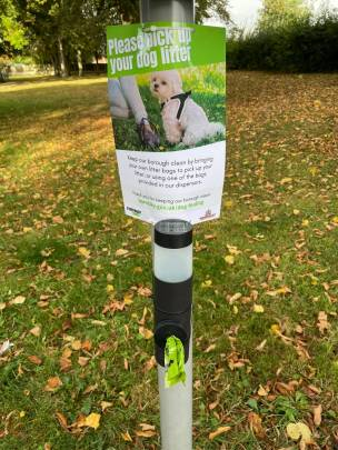 Main image for Dog fouling nags introduced in Thurnscoe