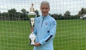 Main image for Chelsea's star Bethany was made in Barnsley