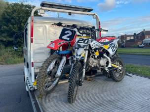 Main image for Officers clamp down on Athersley off-road bikers