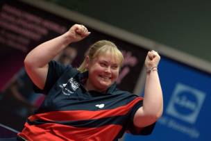Main image for Paralympic bronze for Sue Bailey