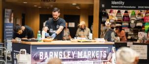 Main image for New Barnsley Markets cookbook released
